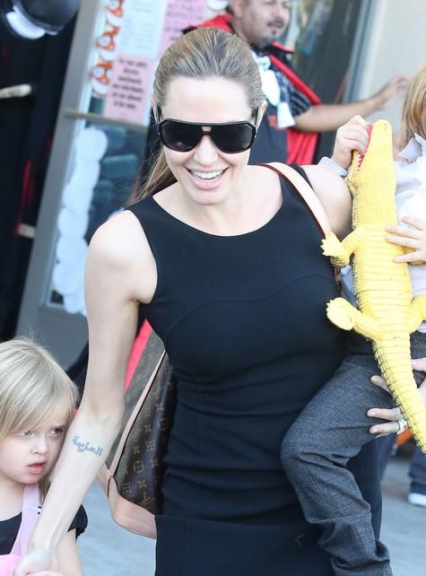 Angelina Jolie Wants Plastic Surgery Overhaul Before Marrying Brad Pitt