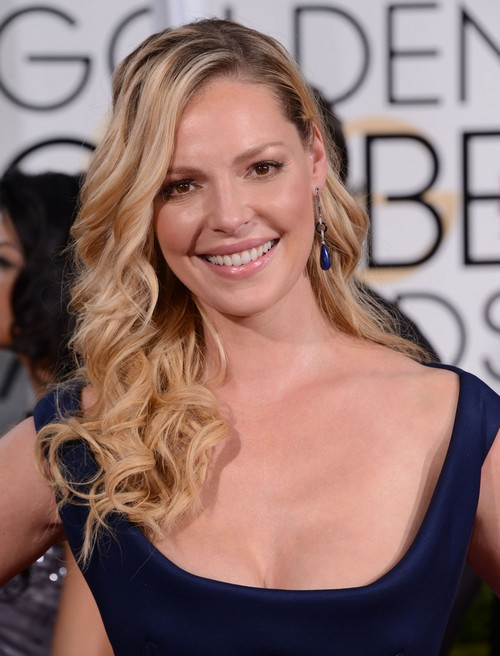 Katherine Heigl Was Bullied For Being Flat Chested