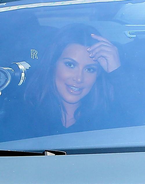 Kim Kardashian & Kanye West Are Having A Girl!