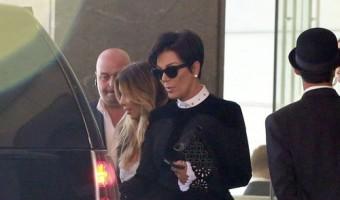 Kris Jenner Bans Access Hollywood From Kim Kardashian's Birthday Party