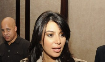 Kim Kardashian Is Warmly Greeted By Fans in Abidjan (Photos)