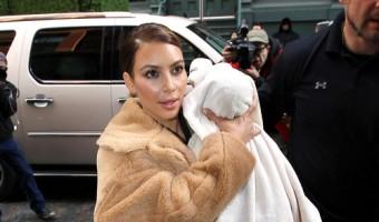 Kim Kardashian Upset About Criticism Over Her Parenting Skills