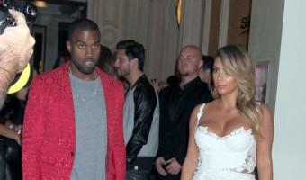 Kim Kardashian To Take Kanye West's Last Name When They Get Married