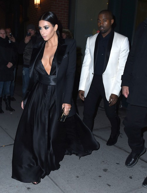 Kanye West And Kim Kardashian Are Very Happy Together, Despite Divorce Rumors