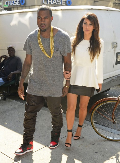 Kanye West Promotes Kim Kardashian's Infamous Sex Tape