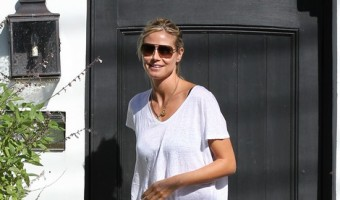 Heidi Klum Confesses to Katie Couric: I Slept with My Bodyguard