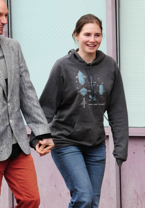 Amanda Knox to Be Extradited to Italy: Meredith Kercher Murder Was a Sex Game Gone Wrong
