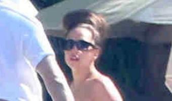Lady Gaga Jealous Of Boyfriend Taylor Kinney Getting Close To Cameron Diaz