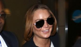 Lindsay Lohan Is Self-Deprecating In Her Super Bowl Commercial