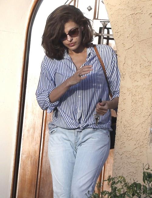Eva Mendes Has No Plans On Marrying Ryan Gosling