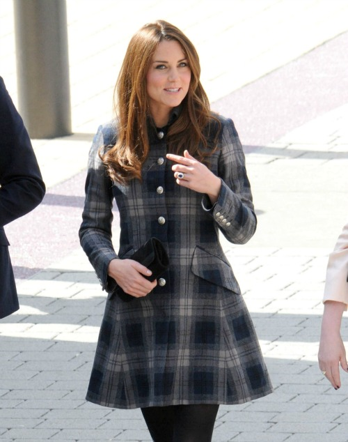 Kate Middleton Reveals Baby's Due Date -- Will It Clash With Kim Kardashian?