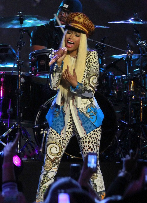 Nicki Minaj Snubbed Britney Spears, Turns Her Back On Her