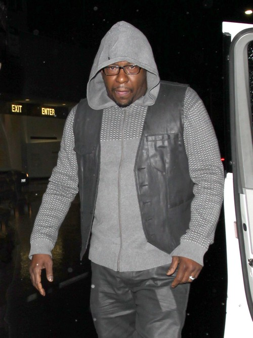 Bobby Brown Is Heading to Jail