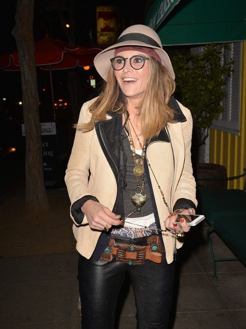 Brooke Mueller Is Rehabbing With Lindsay Lohan At Betty Ford
