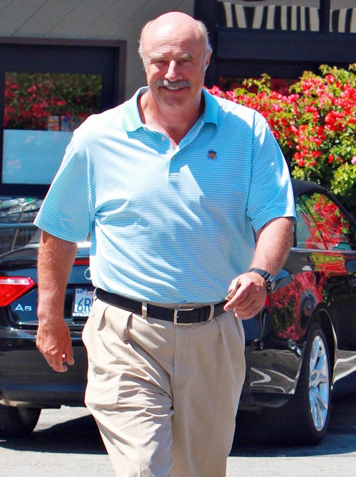 Insiders Say Dr. Phil McGraw is a Tyrant Off-Camera