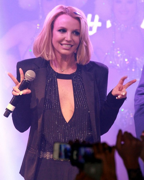 Britney Spears Wants Kids With Charlie Ebersol?