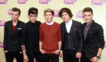 The 2012 MTV Video Music Awards in Los Angeles (PHOTOS)