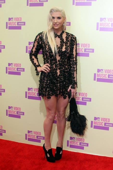 The 2012 MTV Video Music Awards in Los Angeles