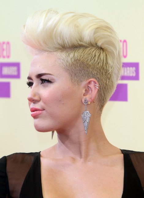 Miley Cyrus Out Of Control With Strippers At Party
