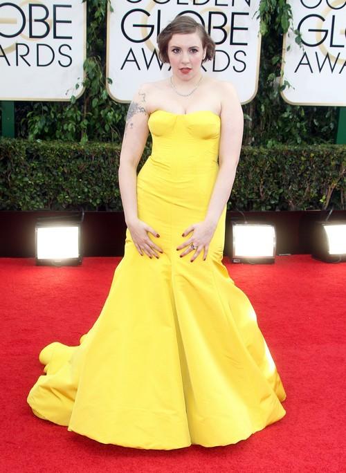 Lena Dunham Jealous Her Boyfriend Jack Antonoff Use To Date Scarlett Johansson