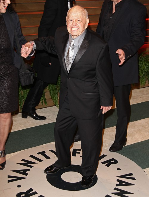 Mickey Rooney Dead at 93