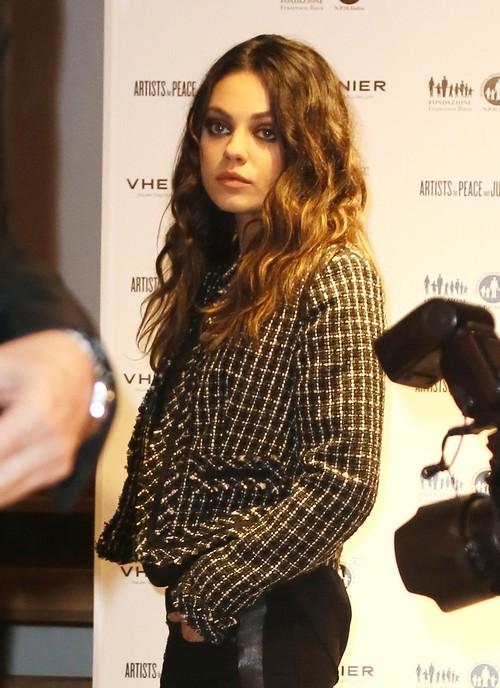 Mila Kunis Inexplicably Targeted by Ukrainian Anti-Semitic Politician