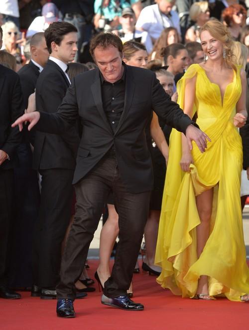 Uma Thurman And Quentin Tarantino Relationship