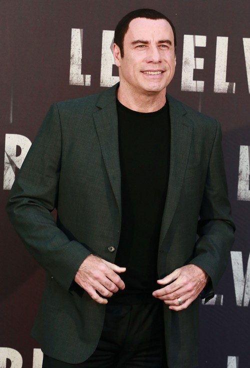 John Travolta Being Sued By Alleged Lover