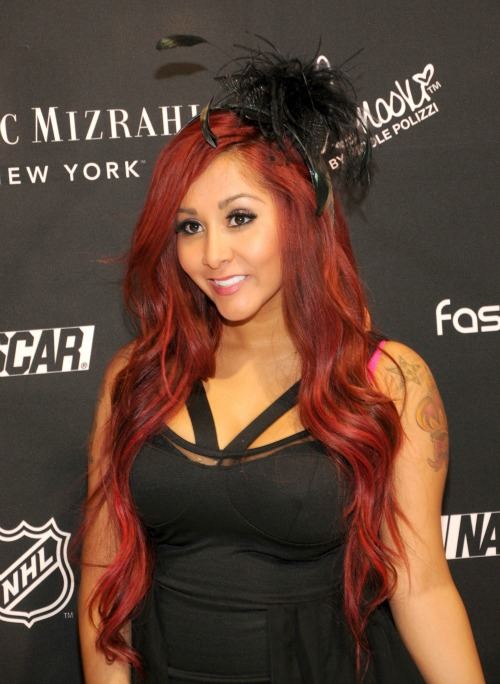 Snooki Is Still Disgusting -- And She Wants A Boob Job