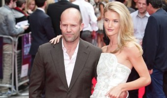 Jason Statham Too Much Of A Party Animal For Girlfriend Rosie Huntington-Whiteley