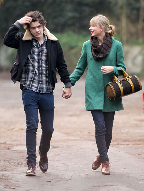 Taylor Swift Baby Obsessed, Wants Harry Styles To Get Her Pregnant - Report