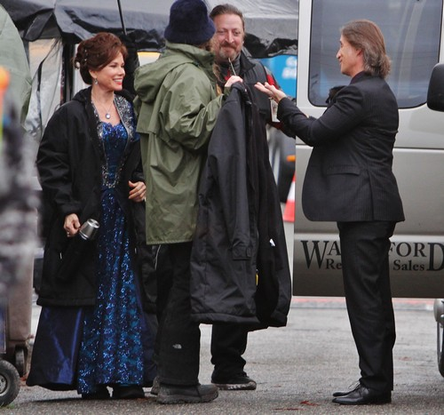 Once Upon A Time Filming In Canada (Photos)