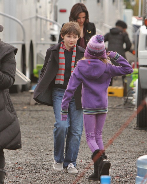 Exclusive… 'Once Upon A Time' Films In Steveston