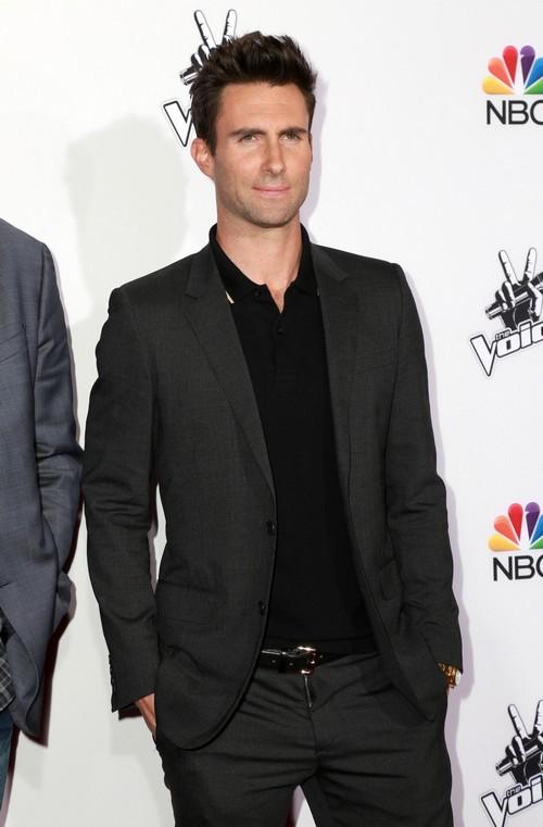 Adam Levine Wants 17 Babies #HotGuyFriday