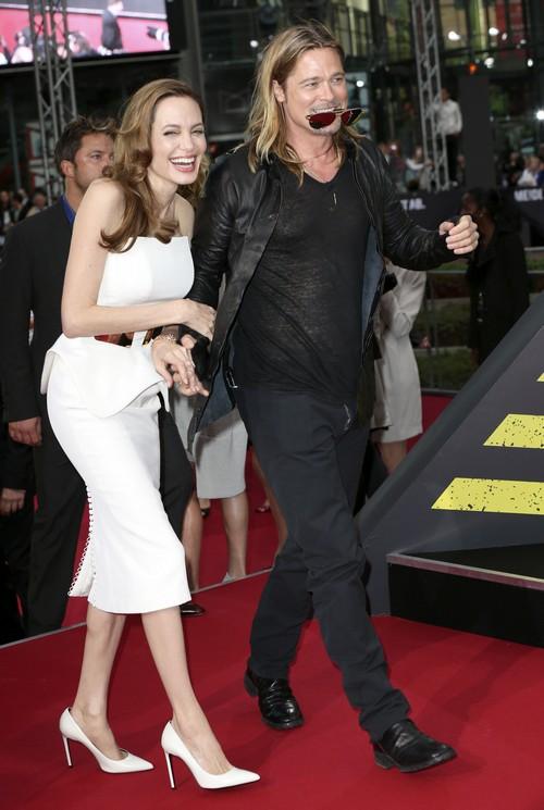Angelina Jolie Bans Brad Pitt's Best Friends From Upcoming Wedding