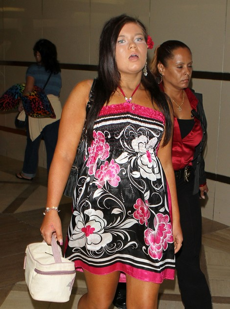 Amber Portwood Wins Her Weigth Battle and Loses 25 Pounds