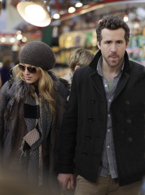 It's Official: Blake Lively & Ryan Reynolds Are Married