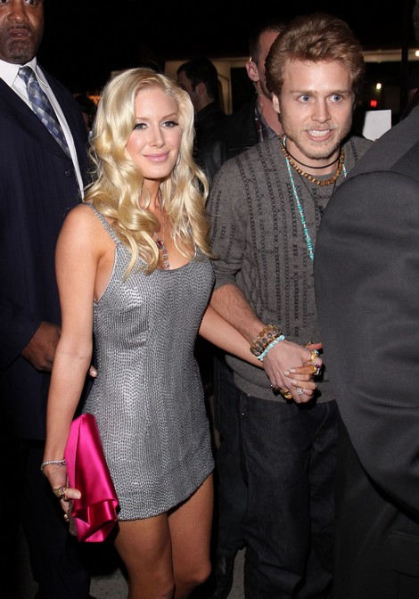 Shocker! NOT! Heidi Montag and Spencer Pratt Faked Their Fights on The Hills!