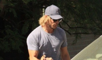 Gabriel Aubry Arrested After Huge Fight At Halle Berry's House With Olivier Martinez