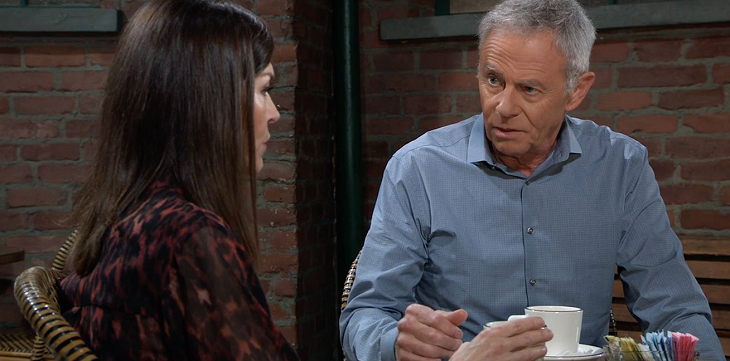 General Hospital Spoilers Robert Is Holding Back From Anna Does He Want Her Back Hollywood Hiccups