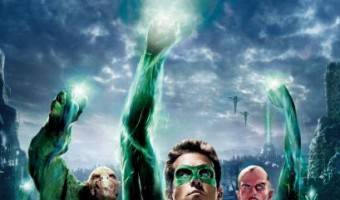 WATCH: First Clip From 'Green Lantern' Has Landed