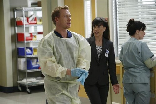 "Grey's Anatomy RECAP: Season 9 Episode 13 ""Bad Blood"""