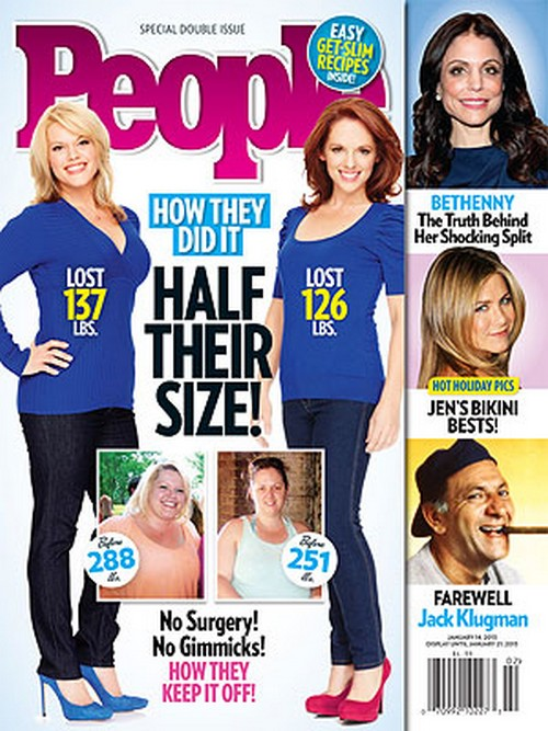 How Moms Lost Half Their Size - How They Did It!
