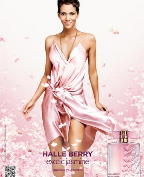 """Halle Berry's New Fragrance """"EXOTIC JASMINE"""" Launched"""