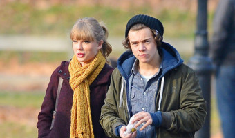 Taylor Swift: 'I Don't Know How To Keep A Bad Boy [Harry Styles]'