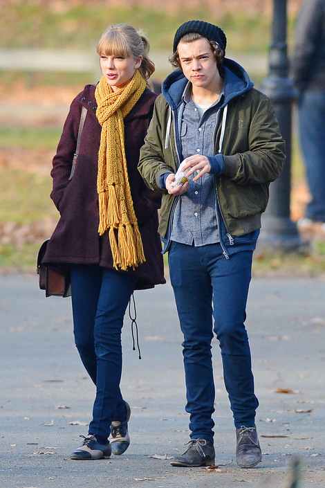 Harry Styles May Not Stay With Taylor Swift, She's Scared He'll Leave