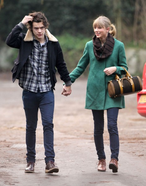 Harry Styles And Taylor Swift Are Officially Hookup