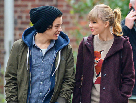 Taylor Swift Steals Harry Styles From Friends & Family Over Christmas