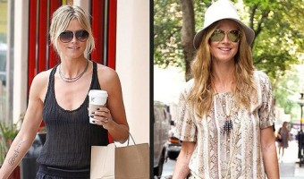 Do You Want to Know What Heidi Klum Is Removing?