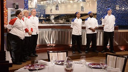 Hell S Kitchen Season 11 Quot 6 Chefs Compete Quot Recap 6 13 13